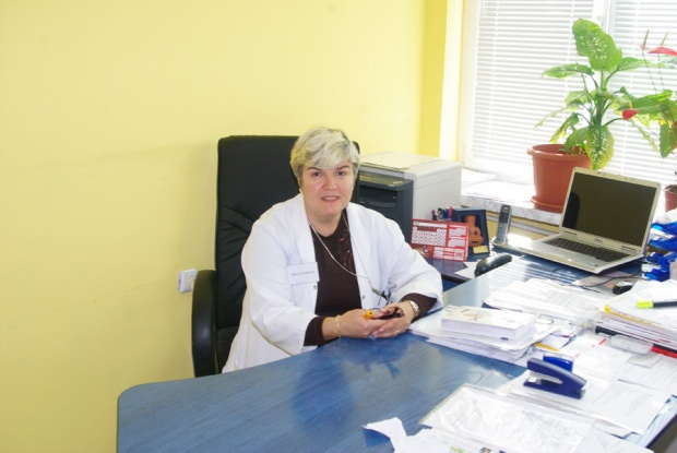 Проф. Д-р Виолета Михова  Йотова дм